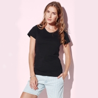 ST9510 | SHARON SLUB V-NECK