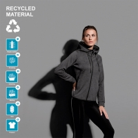 ST5910 | ACTIVE BONDED FLEECE JACKET